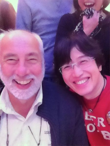 John Rogerson & Me